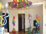 Как украсить комнату девочки на день рождения