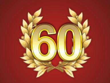 Юбелей 60 летие картинки